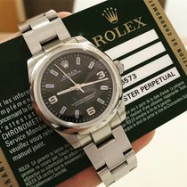 Rolex Oyster Perpetual 31mm 2014 Completo Impecável