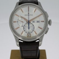 Zenith El Primero Winsor Annual Calendar new 2018 Automatic Chronograph Watch with original box and original papers 03.2070.4054/02.C711