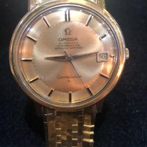 Omega Yellow gold 34mm Automatic 14393 pre-owned