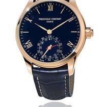 Frederique Constant 42mm Quartz new Horological Smartwatch Blue