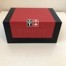 Tissot Chronograf 47.2mm Quartz 2016 nové T-Race Černá