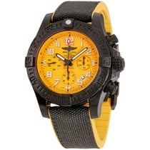 Breitling Avenger Hurricane 45mm Yellow United States of America, New York, Brooklyn