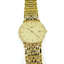 Longines La Grande Classique Yellow gold 33mm Champagne United Kingdom, Plymouth