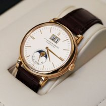 A. Lange & Söhne Rose gold 40mm Automatic 384.032 pre-owned United States of America, Florida, Aventura