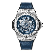 Hublot Big Bang Sang Bleu 465.SS.7179.VR.1204.MXM19 new