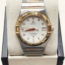 Omega Constellation Acero 35mm Champán