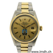 Rolex Lady-Datejust pre-owned Gold Date Gold/Steel