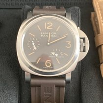 Panerai Luminor Titan 44mm Braun Schweiz, Courtepin