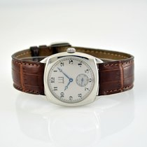 Alfred Dunhill Steel 32mm Manual winding 115 SVMM pre-owned