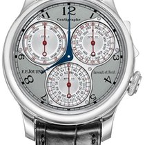 F.P.Journe Platinum 40mm Manual winding Souveraine Centigraphe pre-owned