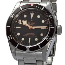 Tudor 79230N Steel 2018 Black Bay 41mm new