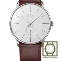 Junghans Steel 37.7mm Manual winding 027/3200.00 new