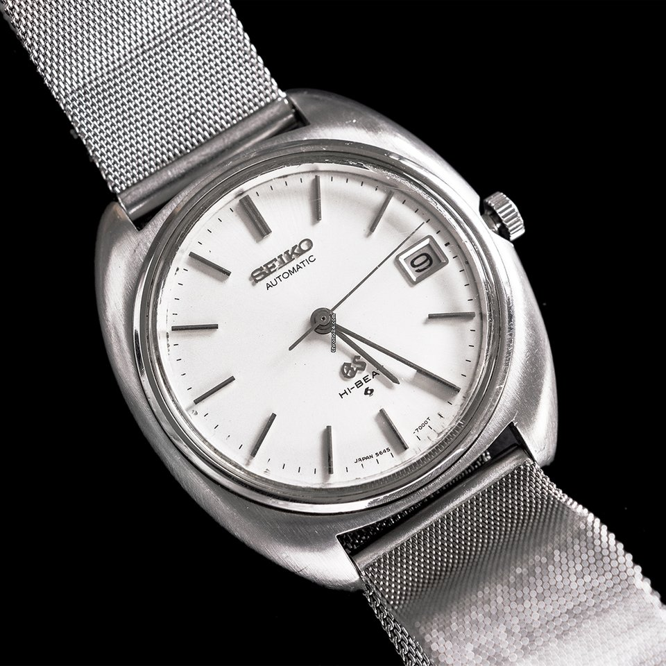 low priced 0aa93 d8692 Seiko (178) Grand Seiko 56GS Hi-Beat from 1970 (Mint Condition)