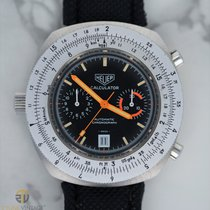 Heuer Steel 45mm Automatic 110.633 pre-owned