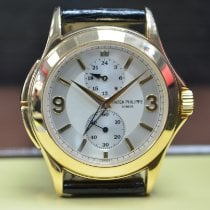 Patek Philippe Travel Time Yellow gold 37mm White Arabic numerals United States of America, New York, New York