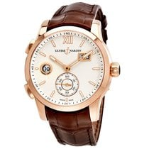 Ulysse Nardin Dual Time 3346-126/90 new