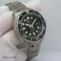 Seiko Marinemaster Steel Black No numerals United States of America, Florida, Orlando