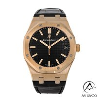 Audemars Piguet Royal Oak 15500OR.OO.D002CR.01 Unworn Rose gold 41mm Automatic