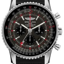 Breitling Navitimer GMT new Automatic Chronograph Watch with original box AB04413A-F573-201S