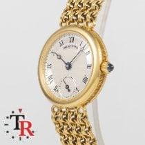Breguet Gelbgold Handaufzug Silber (massiv) Römisch 26mm gebraucht