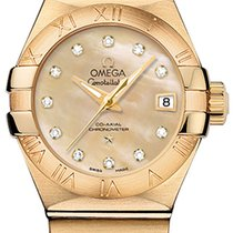 Omega Constellation Co-Axial Automatic 27mm 123.50.27.20.57.002