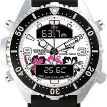 Chris Benz Depthmeter Digital CB-D200-A-KBS Herrenchronograph...