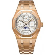 Audemars Piguet 26574or.oo.1220or.01 Ruzicasto zlato Royal Oak Perpetual Calendar 41mm nov