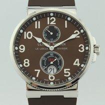 Ulysse Nardin Maxi Marine Brown Chronometer Automatic 263-66