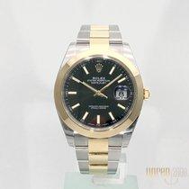 Rolex Datejust 126303 Ungetragen Gold/Stahl 41mm Automatik Deutschland, Bietigheim-Bissingen