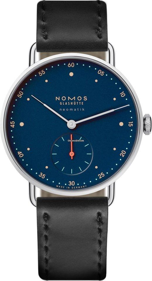 NOMOS Metro Neomatik 1110 Nachtblau 2021 new