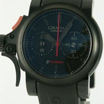 Graham Steel 46mm Automatic 2TRAB.B10A pre-owned
