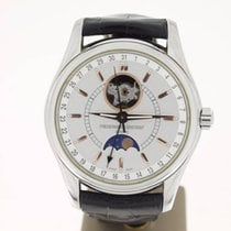 Frederique Constant Classics Moonphase gebraucht 40mm Stahl