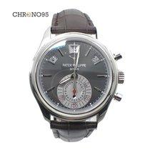 Patek Philippe 5960 Annual Calendar Chronograph in Platinum