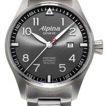 Alpina Startimer Pilot Automatic Sunstar Mens Watch Limited...