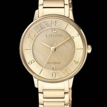 Citizen EM0523-86P CITIZEN Donna L 0523 31mm Placcato Oro. New Steel 31mm Quartz