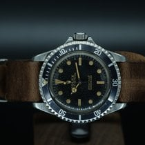 Rolex Submariner (No Date) 5513 gilt