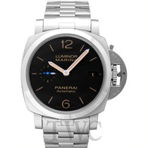 パネライ (Panerai) Luminor Marina 1950 3 Days Automatic Acciaio...