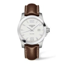 Longines Conquest Quartz Mens Watch  L36594765