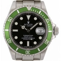 Rolex Submariner 16610LV Fat Four Untouched