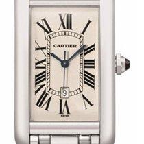 Cartier Tank Américaine Белое золото 27mm Россия, Moscow