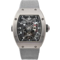 Richard Mille RM003-V2 TI Dual-time Tourbillon in titanium