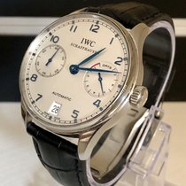 IWC IW5001-07 Portuguese mens watch Automatic  7 Day Reserve