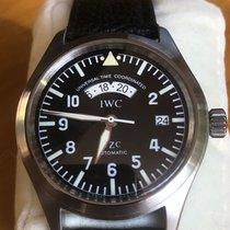 IWC Pilot Spitfire UTC gmt TZC