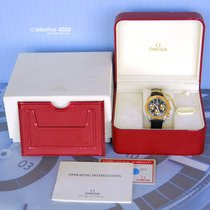 Omega Raro Speedmaster Reduced Chrono ORO Gold 18Kt/acciaio Full