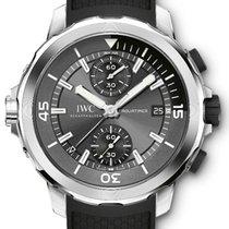 IWC Aquatimer Chronograph Stahl 44mm Grau Schweiz, Zug