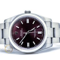 Rolex Oyster Perpetual 36 pre-owned 36mm Steel
