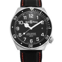 Bell & Ross Watch Professional Collection Type Demineur Black