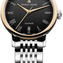 Maurice Lacroix Steel 28mm Automatic LC6063-PS102-310 new