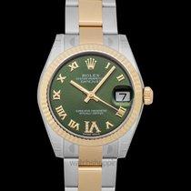 Rolex Lady-Datejust nuevo Automático Reloj con estuche y documentos originales 178273-0095