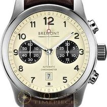 Bremont ALT1-C Classic Steel 43mm Champagne Arabic numerals United States of America, Florida, Naples